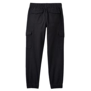 Boys 8-20 Plugg Stretch Twill Cargo Pants