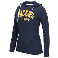Women's adidas Indiana Pacers Outline Big Arch Hoodie