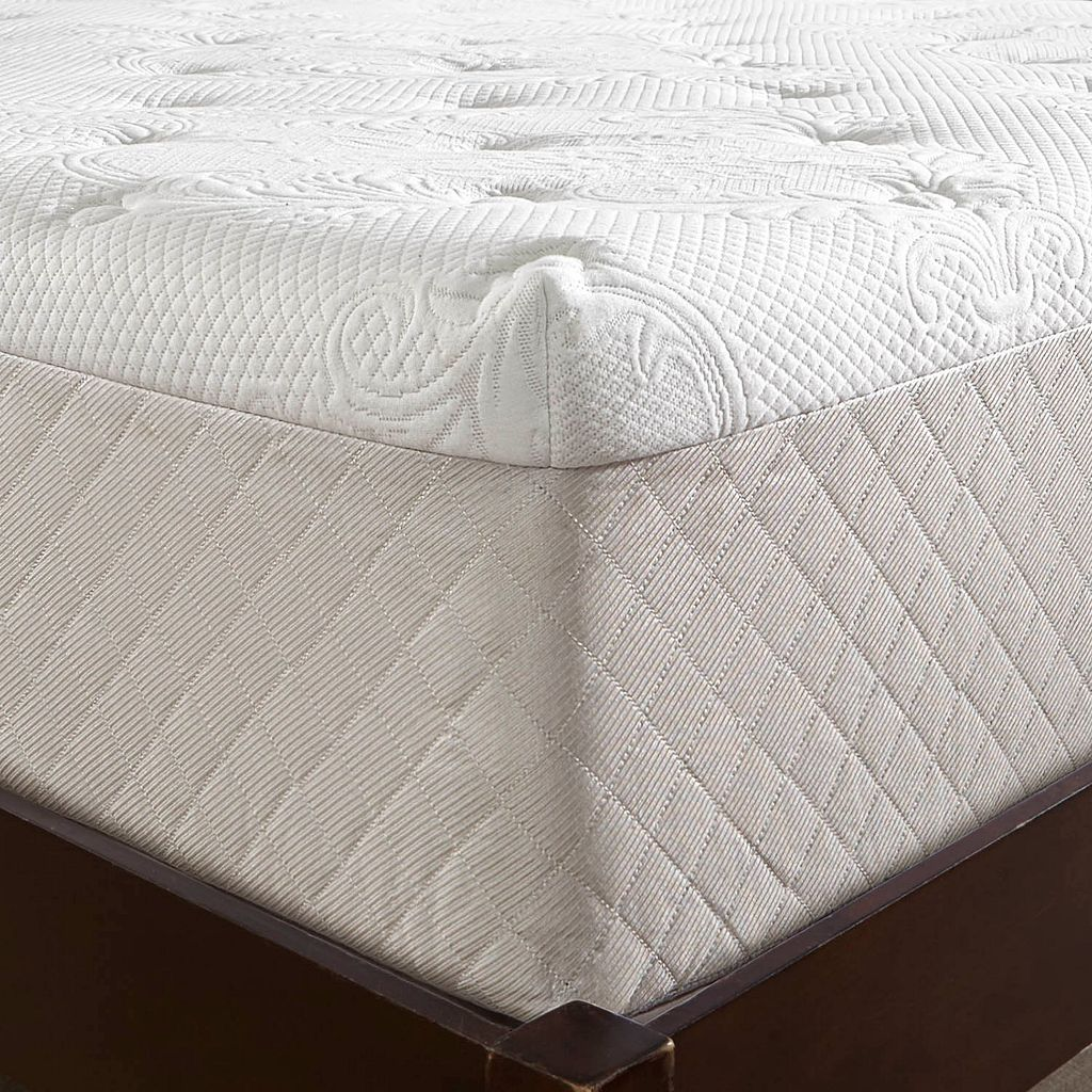 Serta Oasis 12-inch Gel Memory Foam Mattress