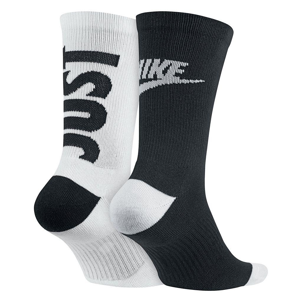 Women's Nike 2-pk. Crew Socks