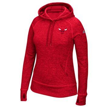 Women's adidas Chicago Bulls Preferred Logo Hoodie
