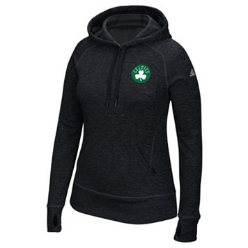 Women's adidas Boston Celtics Preferred Logo Hoodie