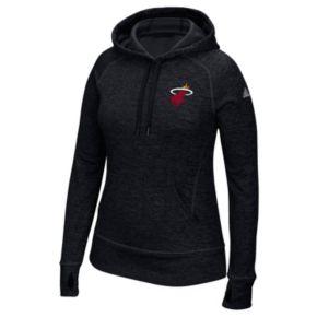Women's adidas Miami Heat Preferred Logo Hoodie