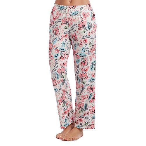 3b5a4be8ee Women s Jockey Pajamas  Floral Pajama Pants