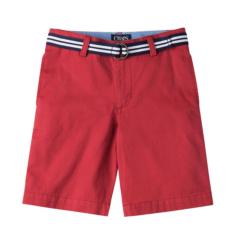 Boys 4-7 Chaps Chino Shorts