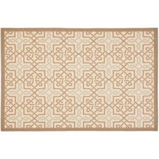 Safavieh Courtyard Regency Indoor Outdoor Rug