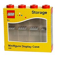 LEGO 8 Minifigure Display Case by Room Copenhagen