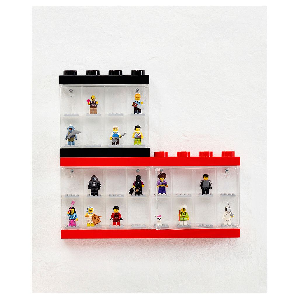 LEGO 16 Minifigure Display Case by Room Copenhagen