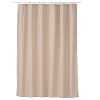 Home Classics® Embossed Stripe Shower Curtain Liner