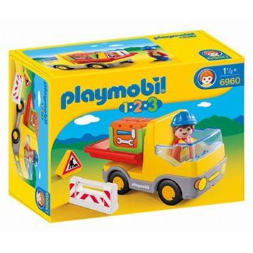 Playmobil Construction Truck - 6960