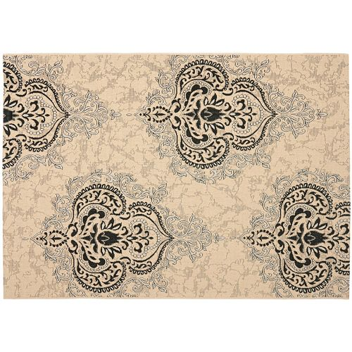 Safavieh Courtyard Royalty Indoor Outdoor Rug