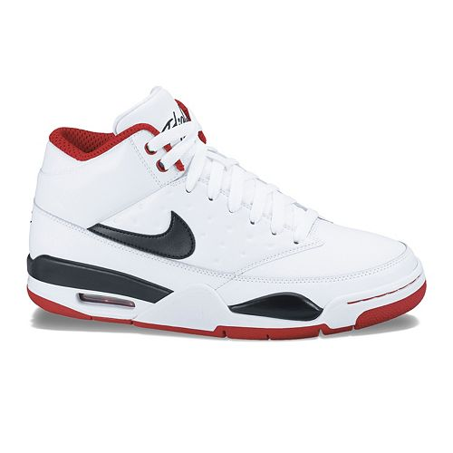 size 40 630ad b0632 Nike Air Flight Classic Mens Basketball Shoes