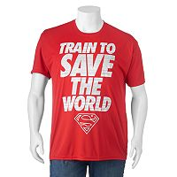 Big & Tall DC Comics Superman Performance Tee