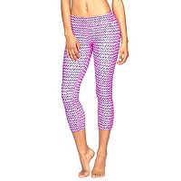 Women's Colosseum Omni Capri Workout Leggings