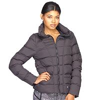 Women's Colosseum Winter Warrior Puffer Jacket