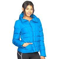 Women's Colosseum Winter Warrior Puffer Jacket