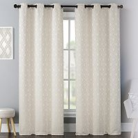 United Curtain Co. Mystique Celestial Window Curtain Set