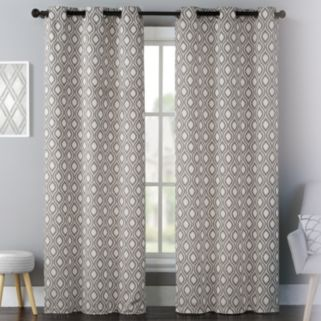 United Window Curtain Co. 2-pack Mystique Celestial Window Curtains