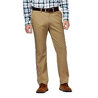 Men's Haggar Slim-Fit Sustainable Twill Chino Pants