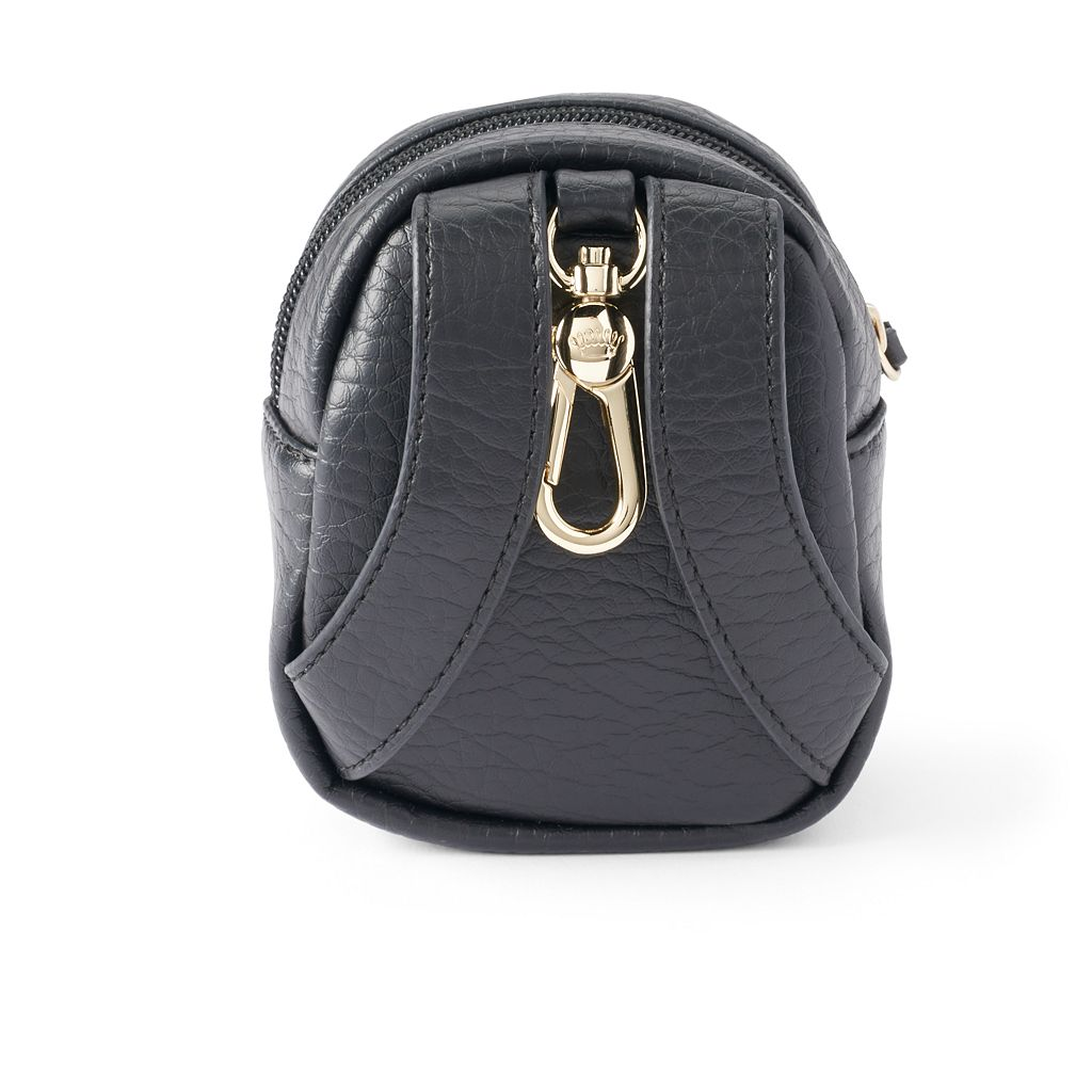 Juicy Couture Studded Backpack Key Chain