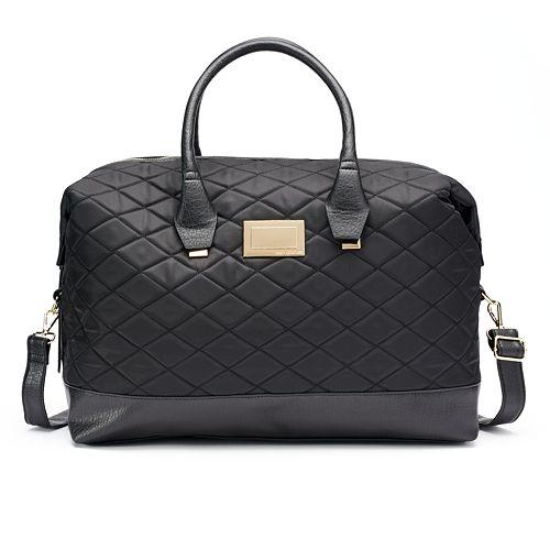 Juicy Couture Quilted Weekender Bag ff206dbce