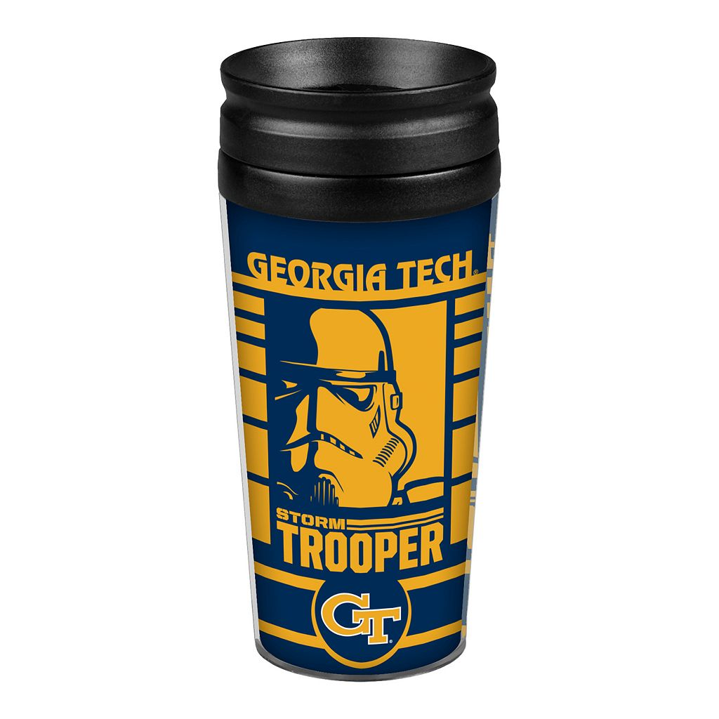 Boelter Georgia Tech Yellow Jackets Star Wars 14-Ounce Travel Tumbler