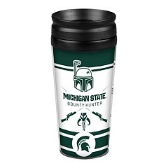 Boelter Michigan State Spartans Star Wars 14-Ounce Travel Tumbler