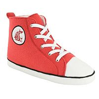 Adult Washington State Cougars Hight-Top Sneaker Slippers