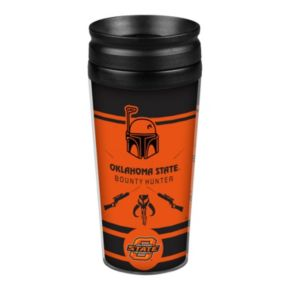Boelter Oklahoma State Cowboys Star Wars 14-Ounce Travel Tumbler