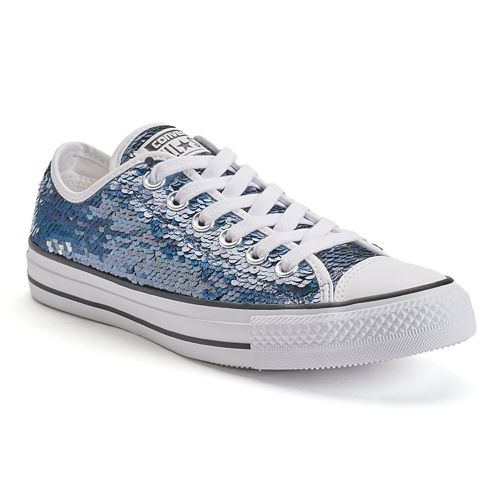 a01815ef1482ec Women s Converse Chuck Taylor All Star Holiday Party Sequined Shoes