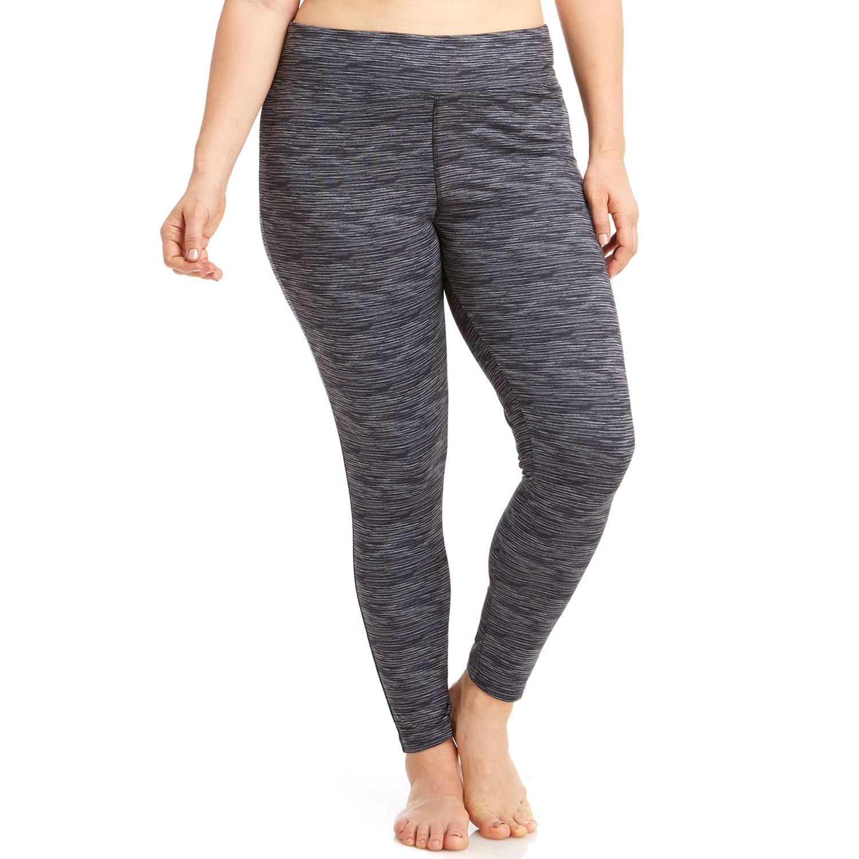 Plus Size Marika Curves Kara Printed Yoga Leggings