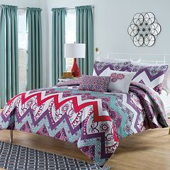 Vue Bohemia 5-piece Reversible Bed Set