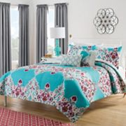 Vue Eden 5 pc Reversible Bed Set