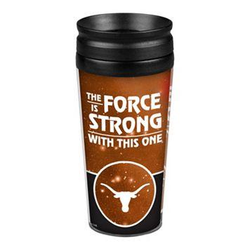Boelter Texas Longhorns Star Wars 14-Ounce Travel Tumbler