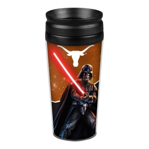 Boelter Texas Longhorns Star Wars 14-Ounce Travel Tumbler