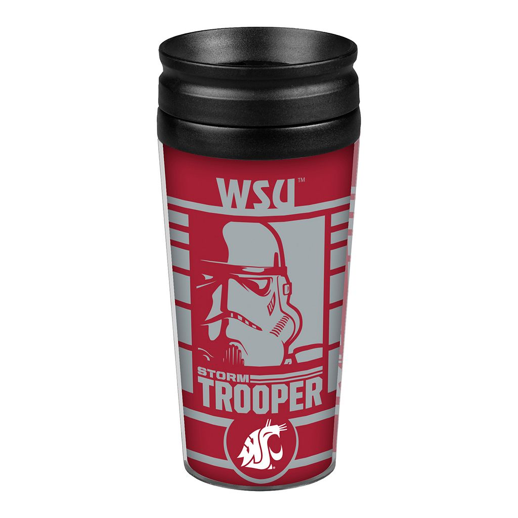 Boelter Washington State Cougars Star Wars 14-Ounce Travel Tumbler
