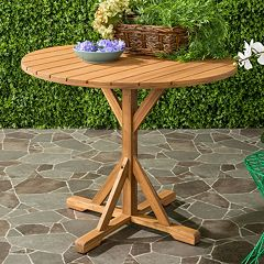 Safavieh Arcata Indoor / Outdoor Round Dining Table
