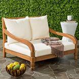 Safavieh Pomona Indoor / Outdoor Lounge Arm Chair