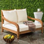 Safavieh Pomona Lounger Arm Chair