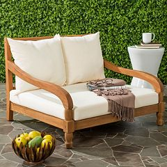 Safavieh Pomona Lounger Arm Chair