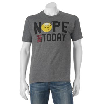 Men's Nope Not Today Tee