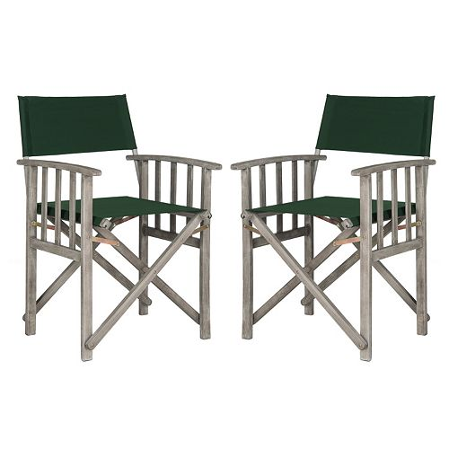 Safavieh Laguna Director Patio Chair 2-piece Set