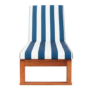 Excellent Crosley Furniture Biscayne Patio Chaise Lounge Chair Creativecarmelina Interior Chair Design Creativecarmelinacom