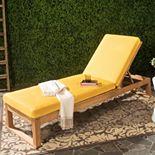 Safavieh Solano Sun Chaise Lounge