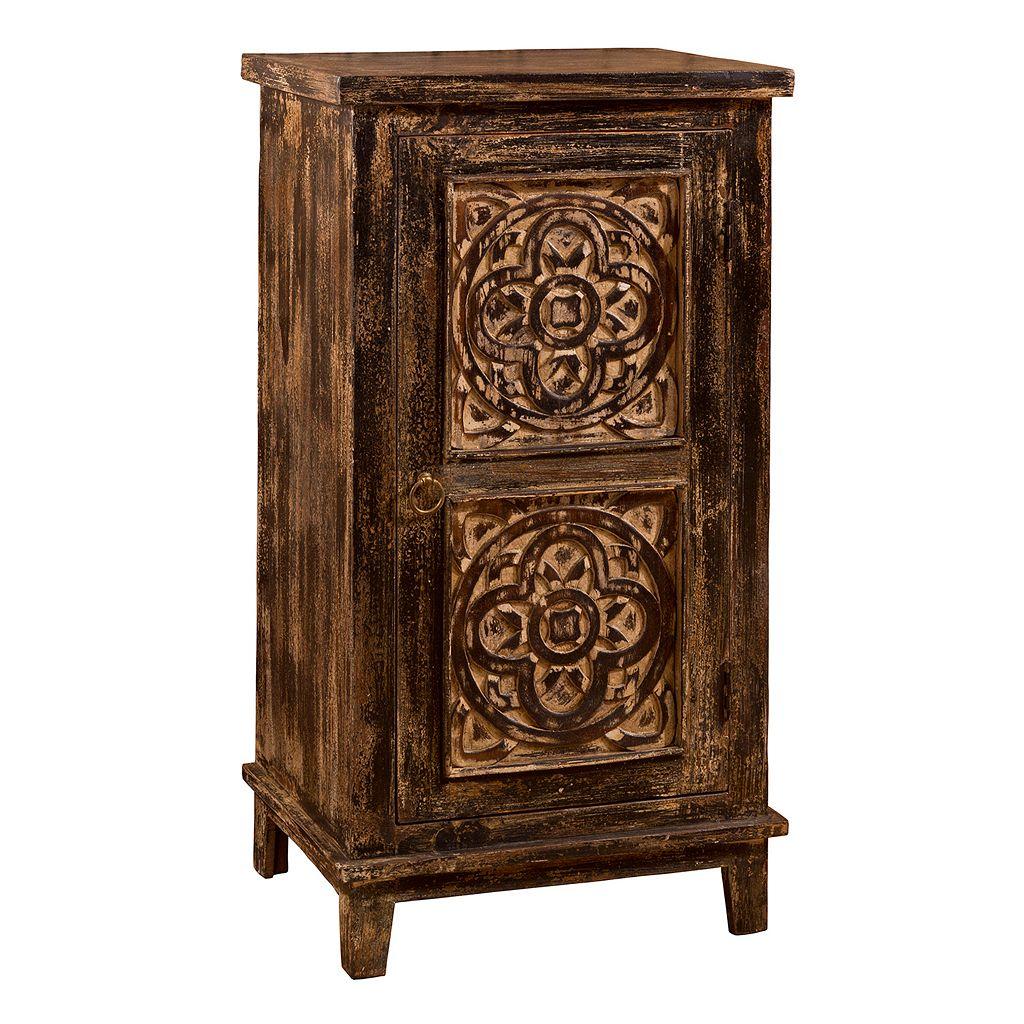 Hillsdale Furniture Toulon 3-Tier Storage Cabinet