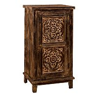 Hillsdale Furniture Toulon 3 tier Storage Cabinet