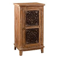 Hillsdale Furniture Toulon 3-Tier Storage Cabinet