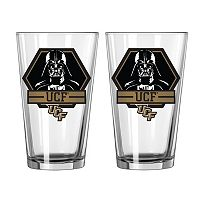 Boelter UCF Knights Star Wars Darth Vader 2-Pack Pint Glasses