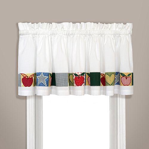 United Curtain Co. Appleton Window Valance