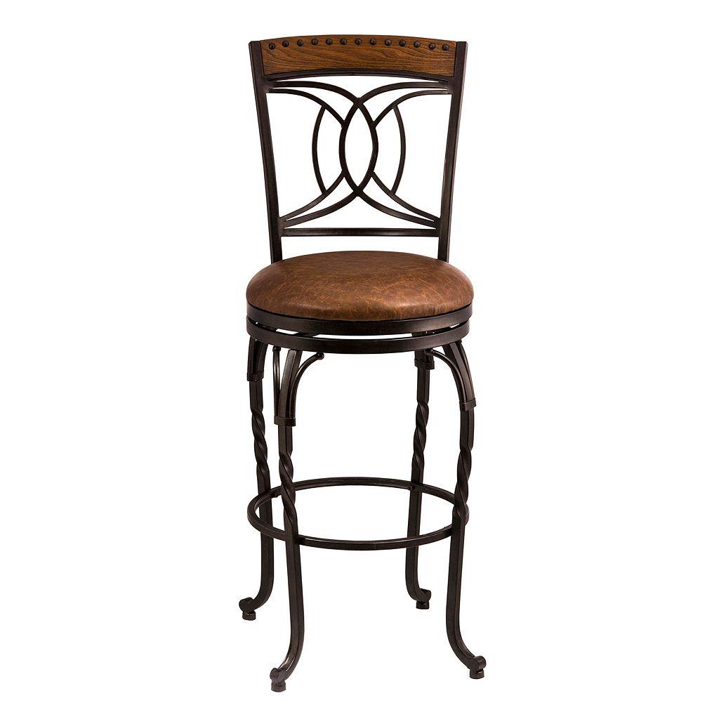 Hillsdale Furniture Donovan Swivel Counter Stool